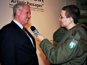 Amos Schueller - Israel Army Radio