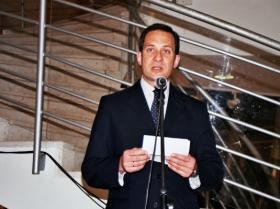 Ambassador Michael Rendi