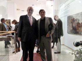 Amos Schueller & Mr. Szaal