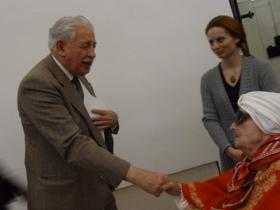 Ambassador of Mexico Alfons Diaz & Soshana