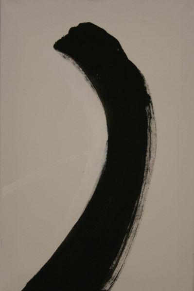 Minimal Art I. (2008) | Acryl on Canvas | 60 x 40 cm