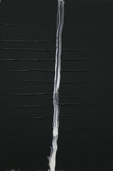 Space II. (2008) | Acryl on Canvas | 60 x 40 cm