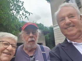 Mr. and Mrs. Sandberg, Zurich, Soshana collector