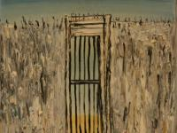 Gate to Freedom (1993) | Oil on Canvas | 75 x 50 cm