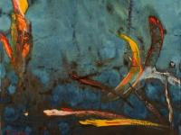 Depths of the Sea (1990) | Oil on Canvas | 100 x 61 cm