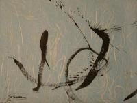 Without Title (1957)   Ink on Paper   52 x 66 cm