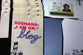 "The publication Soshana: ""I AM OK."" blog"