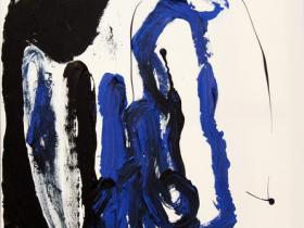 Hungry big Mouth (2012) | Acryl on Canvas | 60cm x 80cm