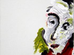 Shana Soshana (2010) | Acryl on Canvas | 30cm x 40cm