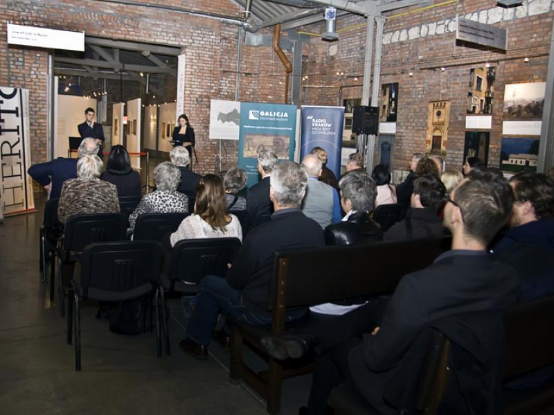 Opening-speech of Vicedirector and Chief Curator Thomas Strug