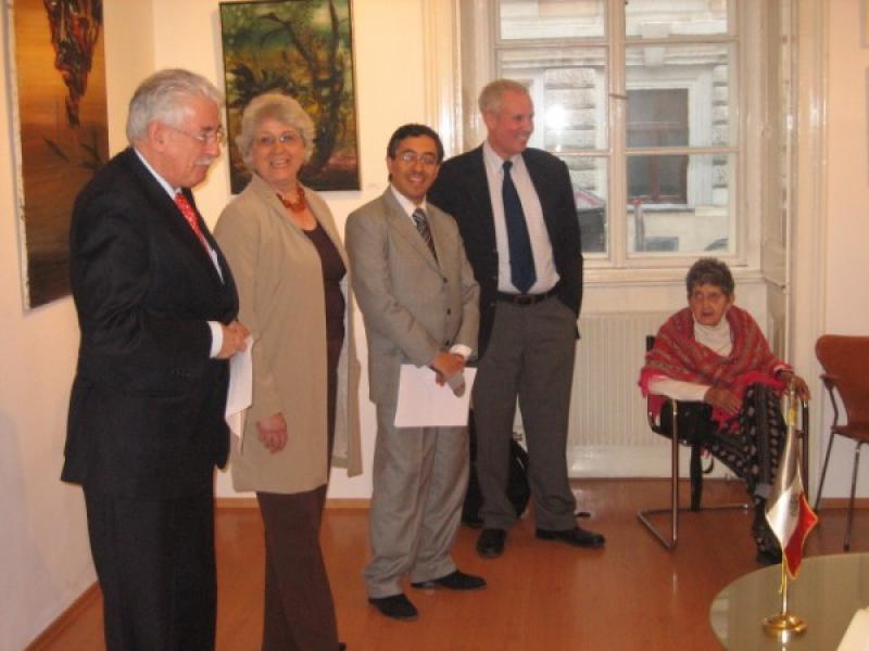 Mexican Cultural Institute 2008 - 15