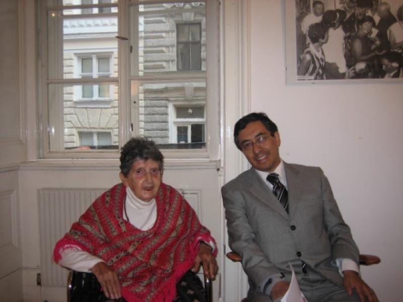 Mexican Cultural Institute 2008 - 01