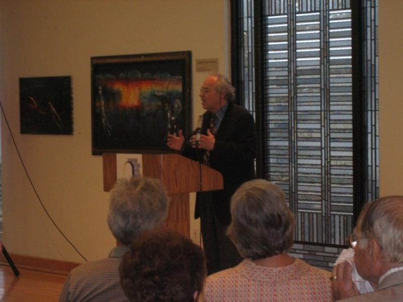 Director of Hillel at UCLA, Rabbi Chaim Seidler-Feller
