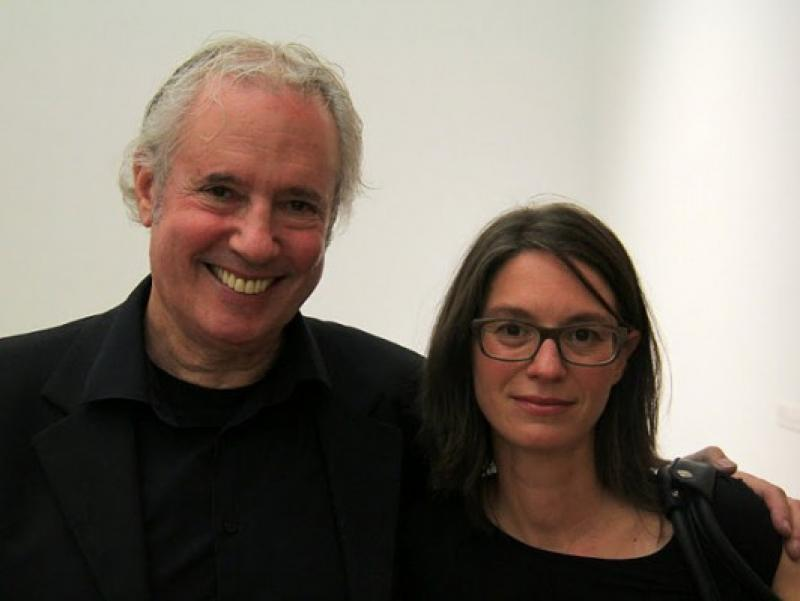 Amos Schueller and Nora Sternfeld