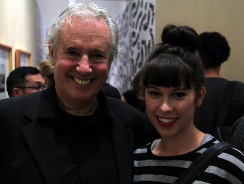 Amos Schueller and Lisa Reiser