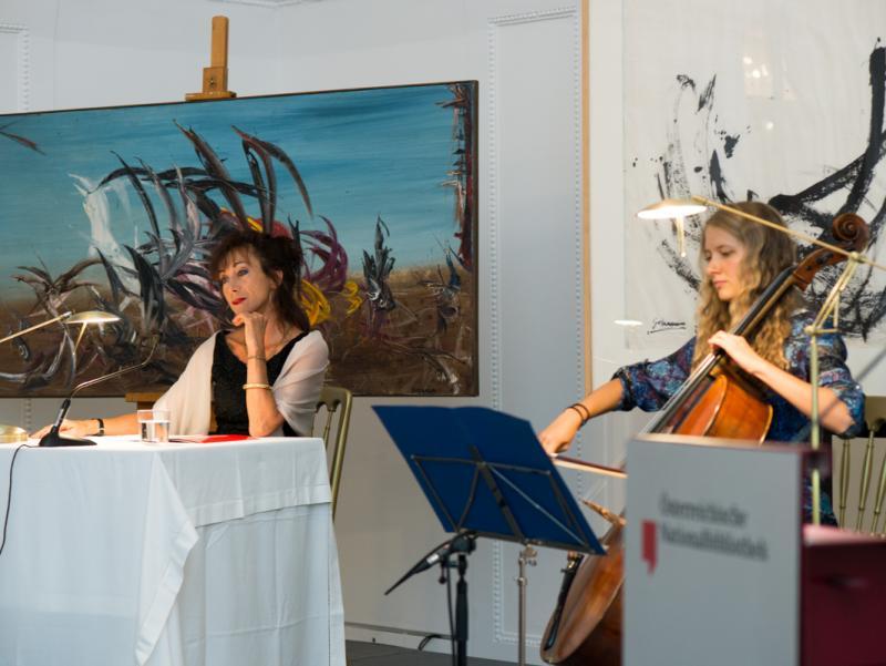 Andrea Eckert, Maria Kainz