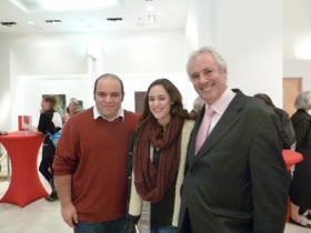Joni Hess, Alina & AmosSchueller
