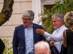 Jon Domenic Parolini, swiss cultural minister
