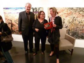 Amos Schueller, Arlette Bollag, Prof. Martina Pippal